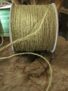Moss Green Jute Twine Cording 100 yds (Save 31%)