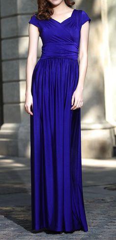 Long Formal Prom Dress, Homecoming Dress