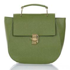 Zelená kabelka Giorgio di Mare Stassa