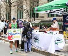 In Their Own Words – The Boston Marathon Experience From A Runner's Perspective - Rainier Fruit Company Rainier Fruit Company Fruit Company, Boston Marathon, Perspective, Baby Strollers, Fans, Racing, Vacation, Learning, Words