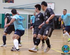 Action shots of Futsal World Cup Weekend