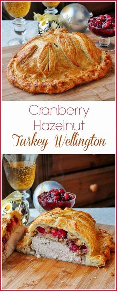 This golden turkey wellington is a great alternative for Holiday cooking when serving just a few people. So impressive & so easy using frozen puff pastry.