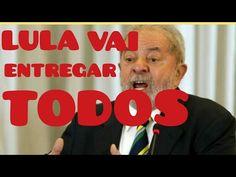 DESESPERADO LULA AMEAÇA DELATAR TODO CASO SEJA PRESO