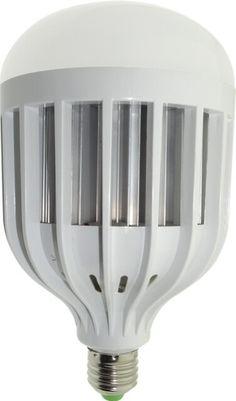 Fiabil si de o intensitate luminoasa sporita,BEC LED E27 24W INDUSTRIAL pentru iluminatul industrial in hale sau ateliere. Consuma doar 24W, desi are acelasi flux luminos precum un bec de 200W. Pretul este per bucata.