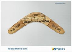 Print advertisement created by DBS, Brazil for Vida Nova, within the category: Professional Services. Nova, Print Advertising, Ads, Professional Services, Real Estate, Creative, Real Estates, Print Ads