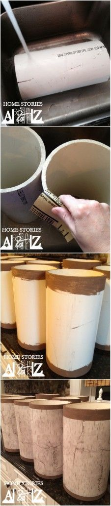 PVC Pipe Shoe Organizer How To - Home Stories A to Z