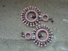 I gioielli realizzati all'uncinetto