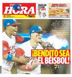 En portada: VAMOS PA LA FINAL! #LosNuestros #TeamRubio...