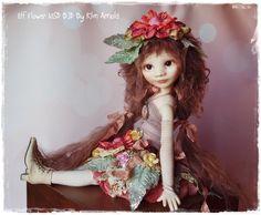 Elf Flower By Kim Arnold