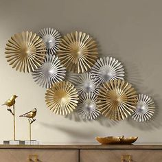 Shop a great selection of Newhill Designs Sparks 45 Wide Gold Silver Metal Wall Art. Find new offer and Similar products for Newhill Designs Sparks 45 Wide Gold Silver Metal Wall Art. Modern Metal Wall Art, Metal Wall Art Decor, Metal Tree Wall Art, Metal Wall Sculpture, Diy Wall Art, Silver Wall Decor, Metal Art, Gold Metal Wall Art, Metallic Decor