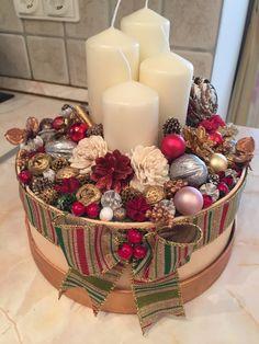 Karácsonyi dekoráció adventre