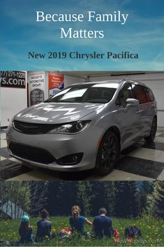 2019 Chrysler Pacifica Limited. Don't be afraid of adventure!  The All New 2019 Pacificas are comfortable and easy to drive, offers flexible Stow 'n Go seating, plug-in hybrid capability, & well-appointed interior. So, what do you say? Check out all our Pacificas by clicking the link below!