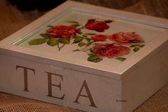 tea,herbaciarka,decoration,decoupage