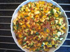 Lekker zomer recept met pangafliet en ratatouille