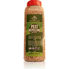 Donaldson Farms Pest Repelling Pellets  All Natural  Repel Mice Rodents Squirrels Ants Spiders Roaches Ticks Fleas Snakes and Much More Safe to Use Anywhere Natural Essential Oil Blend