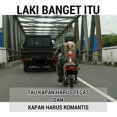 Ini baru lakiiii Qoutes, Funny Quotes, Funny Memes, Never Give Up, Cool Pictures, Lol, Humor, Instagram Posts, Heart