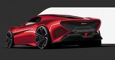 "97 Likes, 7 Comments - Luca Menicacci (@luca_menicacci) on Instagram: ""Alfa Romeo TIPO-0 project #alfaromeo #italiancars #alfa #transportation #photoshop #adobe #doodle…"""