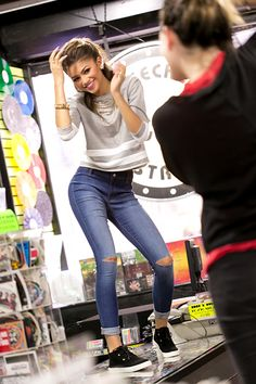 Go Behind the Scenes of Zendaya's Rad New Material Girl Campaign!