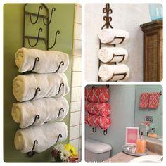 muebles para baños pequeños reciclados - Buscar con Google