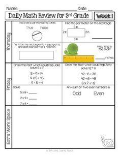 Primer Grado & guardería hojas de trabajo de matemáticas y ...