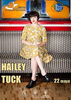 Noche y Día Gran Canaria: Música - 22/05: Hailey Tuck en el Auditorio Alfredo Kraus