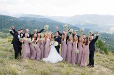 Classic Mountain Wedding | COUTUREcolorado WEDDING: colorado wedding blog + resource guide
