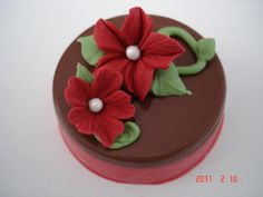 6 Beautifully detailed Chocolate covered Oreos by jaynessugarshack, $21.00