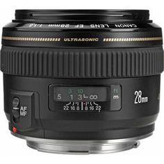 Canon 28mm F/1.8: #AdoramaGear