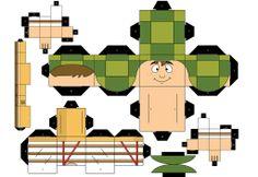 El Chavo Cubeecraft