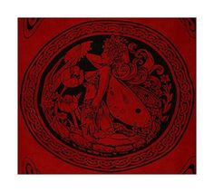Celtic Sarong  Red Fairy -- Be sure to check out this awesome product.