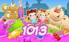 Candy Crush Soda Saga Level 1013