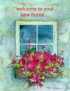 Welcome to your new home!