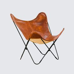 "Palermo Butterfly Chair from ""the citizenry"" $650"