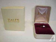 14k Diamond Ring Size 5 Engagement Christmas Gift - $399 (Kettering, Ohio)