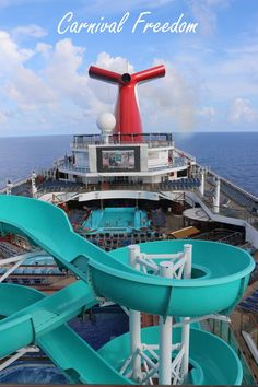 Carnival Freedom review! Check out all of the amenities on this Carnival 2.0 ship.