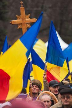 Zi istorică pentru Republica Moldova. La Chişinău, moldovenii au cerut unirea cu România. Aceştia speră să o sărbătorească în 2018 | adevarul.ro