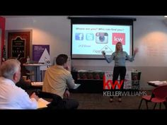 Keller Williams Training Master Open Houses with Kasia Olek in Springfield MO Real Estate Video, Real Estate Leads, Real Estate Sales, Real Estate Courses, Keller Williams, Marketing Plan, Time Management, Presentation Templates, Open House
