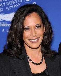 California Attorney General Kamala Harris to Run for Senate