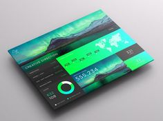 SJQHUB™_Visual_Data_UI_Design_Dashboard