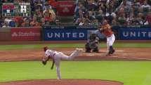 MLB Videos (7/31/2015): Carlos Javier Correa's (Houston Astros) 10th HR (Solo HR) of 2015 Season (10th MLB Career HR) @ Minute Maid Park, Houston Astros.