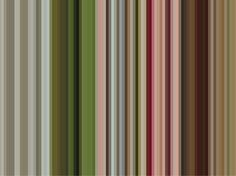 Rijksmuseum DNA 09/10 by Irma Boom. Colours based on: The holy kinship, 1652 Geertgen tot Sint Jans (c. 1455/65-c. 1485/95)