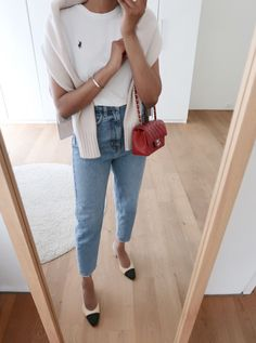 Preppy Outfits, Classic Outfits, Preppy Style, Fashion Outfits, Spring Outfits, Work Outfits, Denim Outfits, Ralph Lauren Womens Clothing, Estilo Preppy
