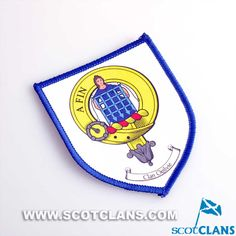 Clan Ogilvie Sew On