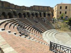 Teatro romano di Benevento, Italy: province of Benevento , Campania