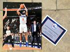For Sale - Signed Autographed James Anderson #9 Philadelphia 76ers 8 x 10 Photo with COA - http://sprtz.us/SixersEBay