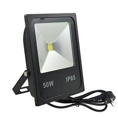 Oferta: 34.99€ Dto: -47%. Comprar Ofertas de GLW Foco proyector LED 50W ,Resistente al Agua IP65,blanco diurno 6000-6500K,luz de seguridad,Impermeable Iluminación Exterio barato. ¡Mira las ofertas!