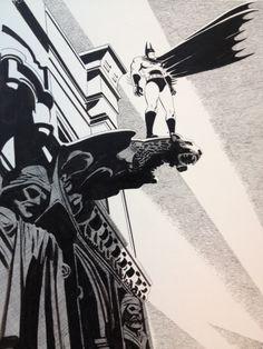 Batman by Dave Sim