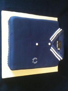 Fred Perry Birthday Cake