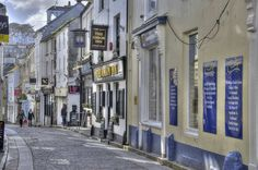 Fore Street, St Ives. Cornwall