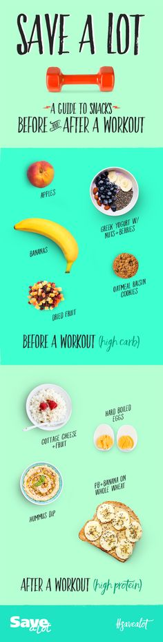 Healthy Workout Snacks | Pre-Workout Snack | After-Workout Snack | Before Workout | After Workout | Fuel Your Body Right | Healthy You | #savealot #savealotinsiders